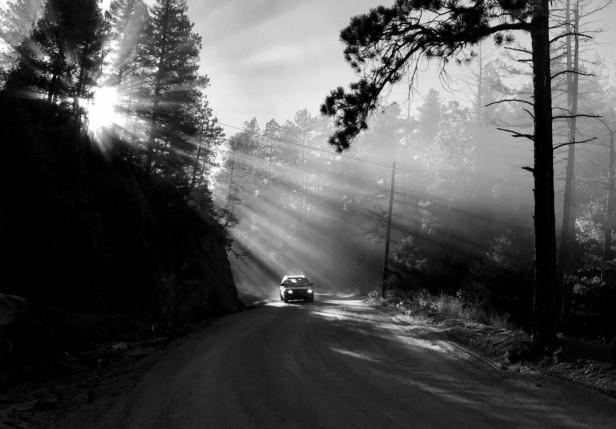 Old Stage Road by T. Duren Jones